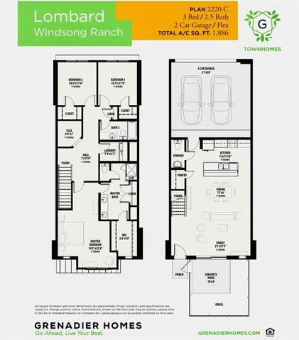 3731 Pine Leaf Lane, Prosper, TX 75078 (MLS #14422218) :: Trinity Premier Properties