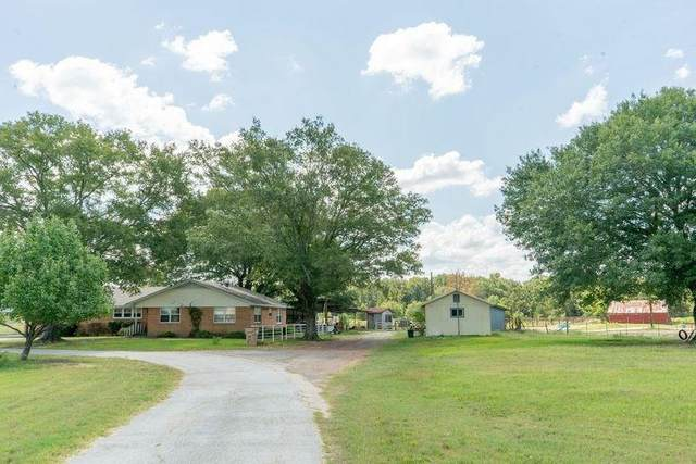 6288 State Highway 31 E, Murchison, TX 75778 (MLS #14422275) :: The Mitchell Group
