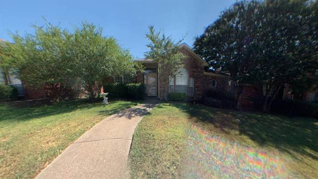 2316 Gerber Drive, Mesquite, TX 75181 (MLS #14422343) :: Front Real Estate Co.