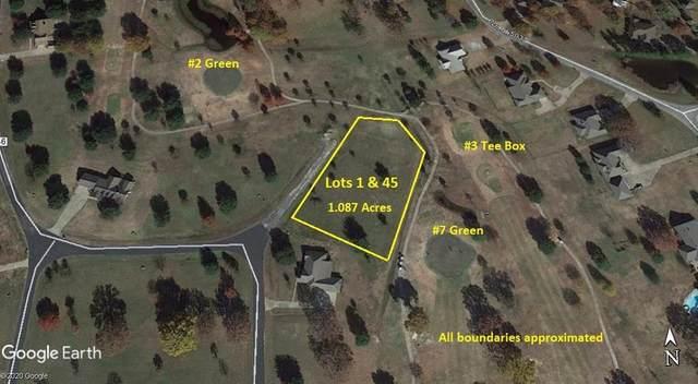Lots 1 & 45 PR 5940, Yantis, TX 75497 (MLS #14422442) :: Frankie Arthur Real Estate