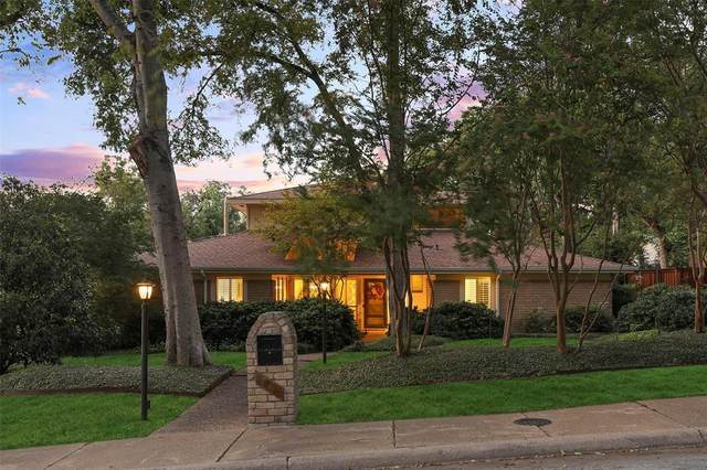 9125 Raeford Drive, Dallas, TX 75243 (MLS #14422526) :: Frankie Arthur Real Estate