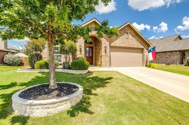 732 Salida Road, Fort Worth, TX 76052 (MLS #14422601) :: Keller Williams Realty