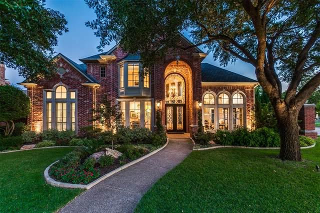 5716 Walden Drive, Plano, TX 75093 (MLS #14422623) :: Frankie Arthur Real Estate