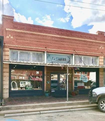 212 Market Street, Baird, TX 79504 (MLS #14422754) :: The Kimberly Davis Group