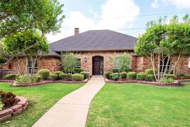 2112 Apple Valley Road, Plano, TX 75023 (MLS #14422797) :: The Mitchell Group