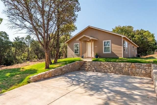 3604 Raintree Trail, Granbury, TX 76048 (MLS #14422814) :: The Kimberly Davis Group