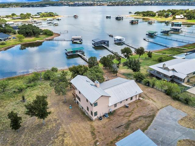 1001 Cardinal Cove, Possum Kingdom Lake, TX 76449 (MLS #14422865) :: The Daniel Team