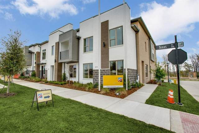 412 Texas Drive, Plano, TX 75075 (MLS #14422878) :: The Hornburg Real Estate Group