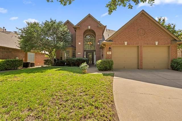 7821 Lake Meredith Way, Fort Worth, TX 76137 (MLS #14422999) :: The Daniel Team