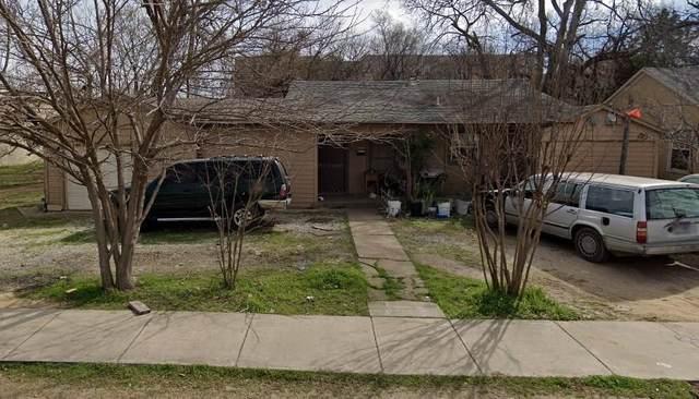 2722 Kimsey Drive, Dallas, TX 75235 (MLS #14423003) :: The Tierny Jordan Network