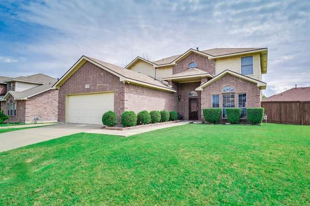 1120 Urban Drive, Desoto, TX 75115 (MLS #14423046) :: The Daniel Team