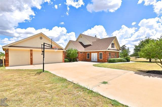 261 Fry Boulevard, Tuscola, TX 79562 (MLS #14423275) :: Keller Williams Realty