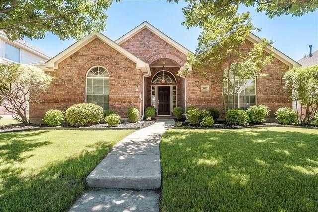 2457 Campfire Lane, Frisco, TX 75033 (MLS #14423360) :: North Texas Team | RE/MAX Lifestyle Property