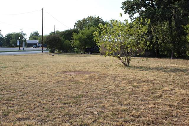 1316 Vincent Street, Brownwood, TX 76801 (MLS #14423419) :: The Mauelshagen Group