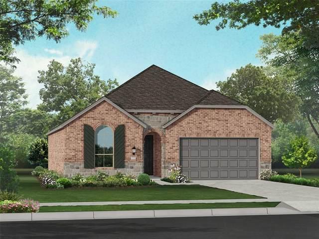 1117 Faringdon Drive, Anna, TX 75409 (MLS #14423421) :: Keller Williams Realty