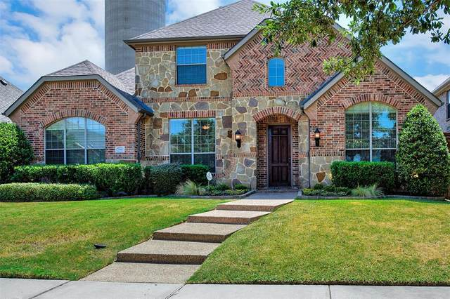 2508 Chariot Castle Drive, Lewisville, TX 75056 (MLS #14423473) :: The Mauelshagen Group