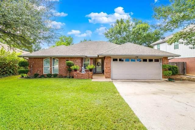 7604 Teresa Court, North Richland Hills, TX 76182 (MLS #14423486) :: Frankie Arthur Real Estate