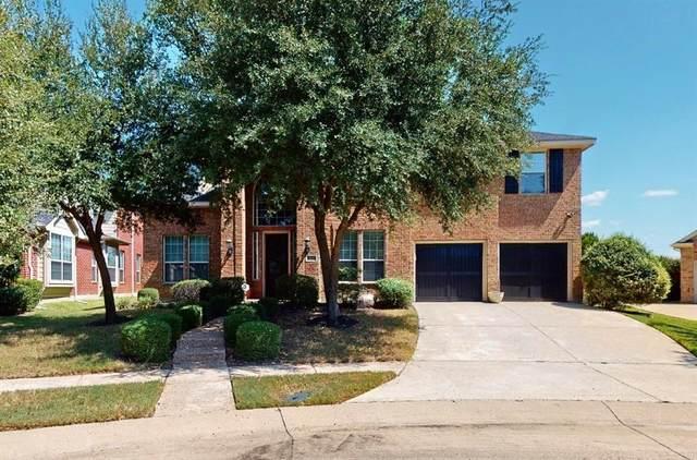 8310 Fullerton Street, Lantana, TX 76226 (MLS #14423513) :: North Texas Team | RE/MAX Lifestyle Property