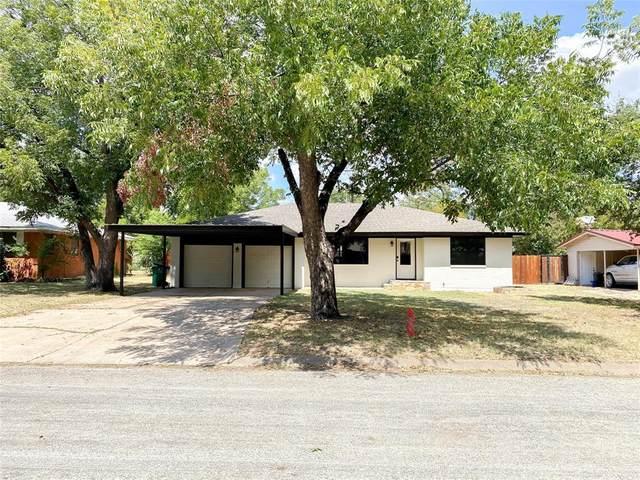 1112 Howard, Olney, TX 76450 (MLS #14423526) :: RE/MAX Landmark