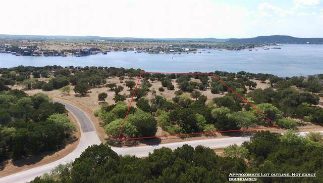 1190 Sunset Ridge Road, Possum Kingdom Lake, TX 76449 (MLS #14423572) :: The Daniel Team