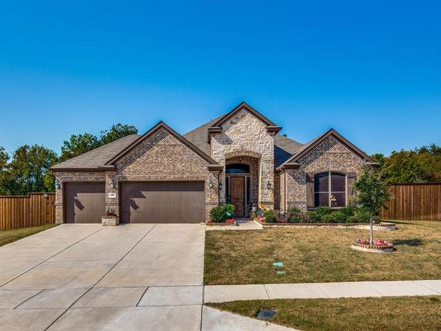 520 Northwood Drive, Oak Point, TX 75068 (MLS #14423622) :: The Mauelshagen Group