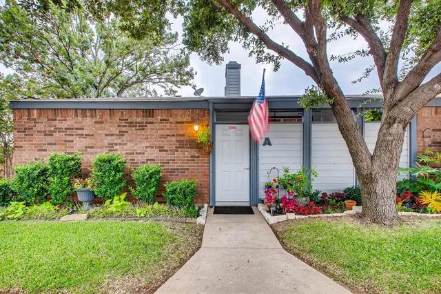 644 Bellaire Drive A, Hurst, TX 76053 (MLS #14423637) :: The Chad Smith Team