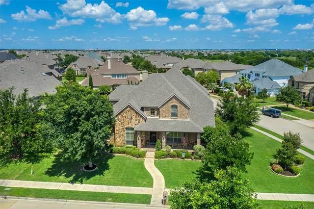 10974 Apple Valley Drive, Frisco, TX 75033 (MLS #14423663) :: Trinity Premier Properties