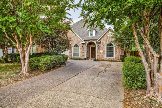 709 Wills Point Drive, Allen, TX 75013 (MLS #14423678) :: The Kimberly Davis Group