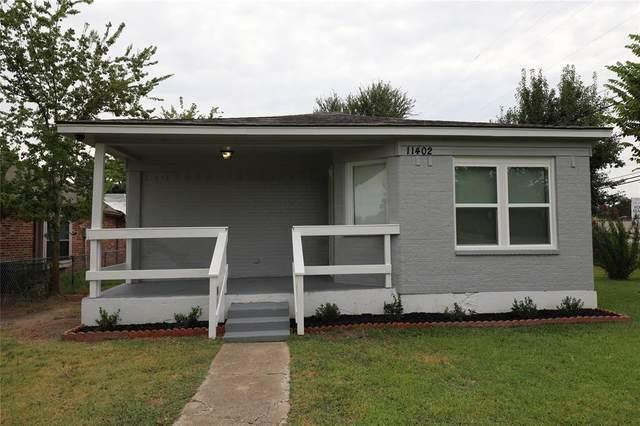 11402 Robin Lane, Balch Springs, TX 75180 (MLS #14423691) :: North Texas Team | RE/MAX Lifestyle Property
