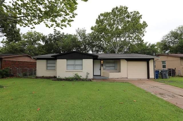 2141 Major Drive, Dallas, TX 75227 (MLS #14423693) :: All Cities USA Realty