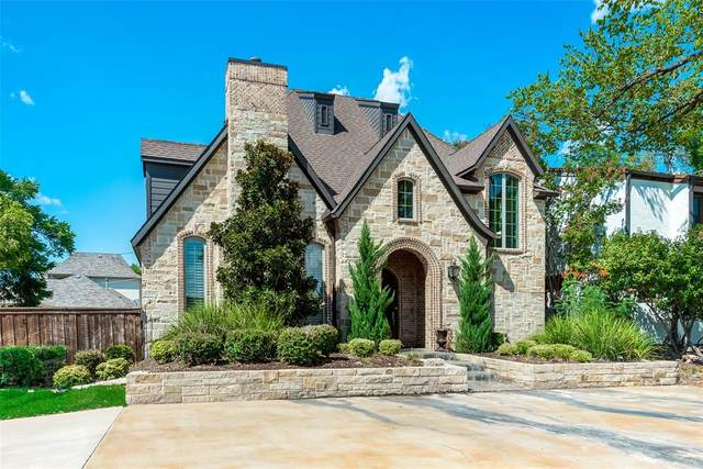 4516 Lafayette Avenue, Fort Worth, TX 76107 (MLS #14423743) :: Real Estate By Design