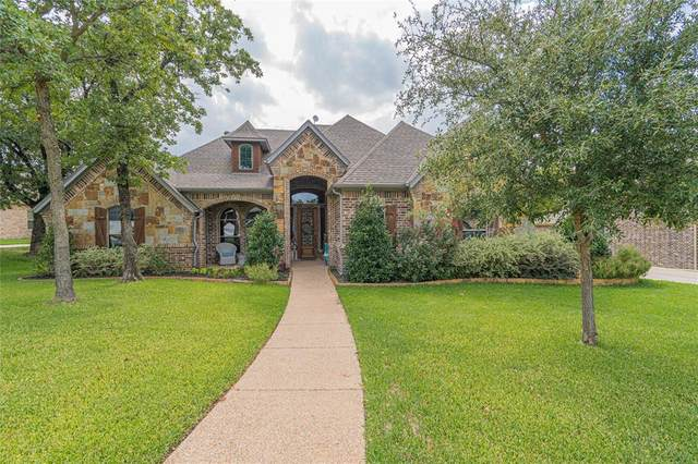 1408 Briar Crossing Drive, Decatur, TX 76234 (MLS #14423893) :: The Kimberly Davis Group