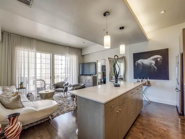 3225 Turtle Creek Boulevard #1209, Dallas, TX 75219 (MLS #14423909) :: Frankie Arthur Real Estate