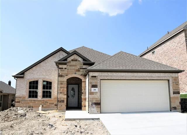 280 Flower Ridge Drive, Fort Worth, TX 76108 (MLS #14423917) :: Real Estate By Design