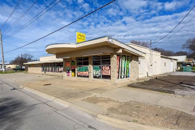 1131 E Mckinney Street, Denton, TX 76209 (MLS #14423948) :: The Tierny Jordan Network