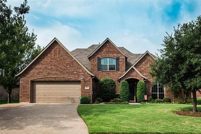 154 Courtney Bay Lane, Argyle, TX 76226 (MLS #14424019) :: North Texas Team | RE/MAX Lifestyle Property