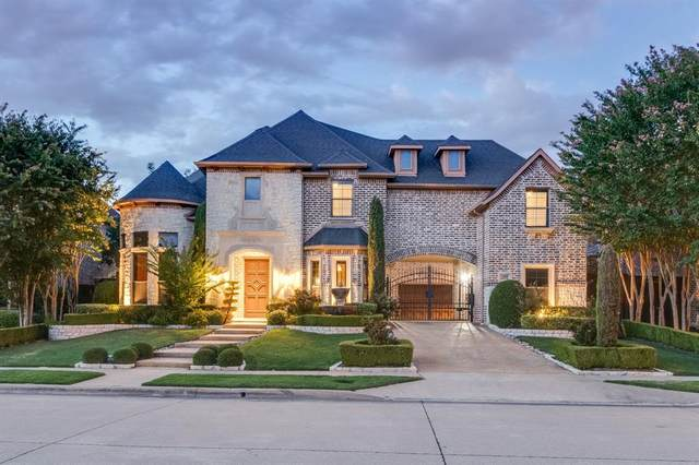 4568 Donegal Drive, Frisco, TX 75034 (MLS #14424033) :: Real Estate By Design