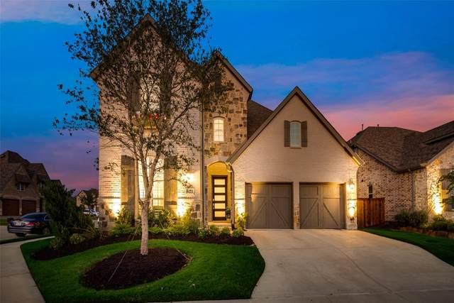 8121 Lismore, The Colony, TX 75056 (MLS #14424041) :: Jones-Papadopoulos & Co