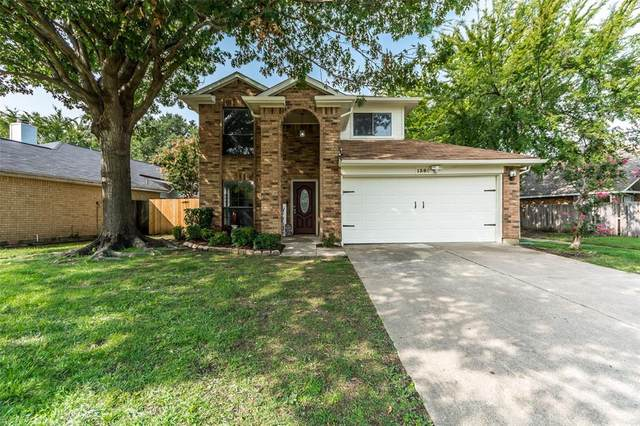 1380 Todd Drive, Plano, TX 75023 (MLS #14424052) :: The Paula Jones Team | RE/MAX of Abilene