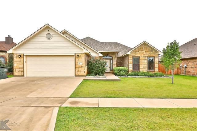 273 Southlake Drive, Abilene, TX 79602 (MLS #14424070) :: The Mitchell Group