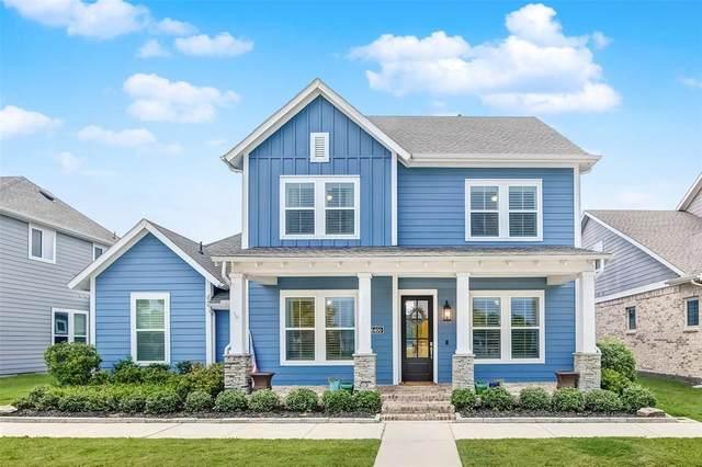 6400 Abercorn Drive, Rowlett, TX 75089 (MLS #14424101) :: Real Estate By Design