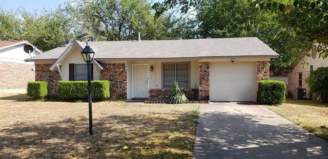 1419 Roberts Avenue, Cleburne, TX 76033 (MLS #14424146) :: The Mitchell Group