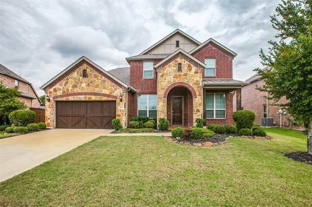 3036 Rembert Drive, Frisco, TX 75033 (MLS #14424172) :: Frankie Arthur Real Estate