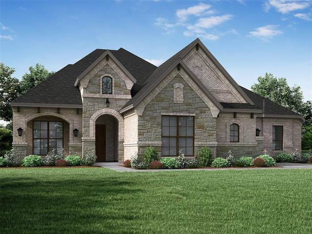2703 Hartman Circle, Mansfield, TX 76063 (MLS #14424184) :: The Hornburg Real Estate Group