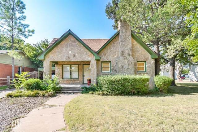 609 College Drive, Abilene, TX 79601 (MLS #14424199) :: The Mauelshagen Group