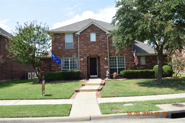6601 Westover Drive, Rowlett, TX 75089 (MLS #14424225) :: Front Real Estate Co.
