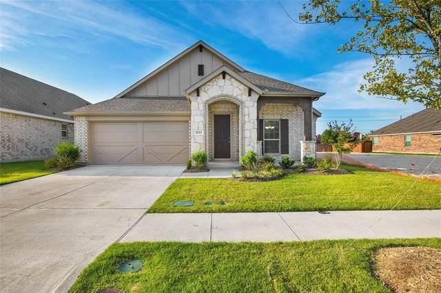 2733 Bechtol Street, Garland, TX 75042 (MLS #14424252) :: The Hornburg Real Estate Group