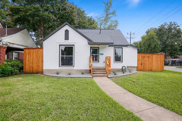 5202 Stoneleigh Avenue, Dallas, TX 75235 (MLS #14424286) :: Bray Real Estate Group
