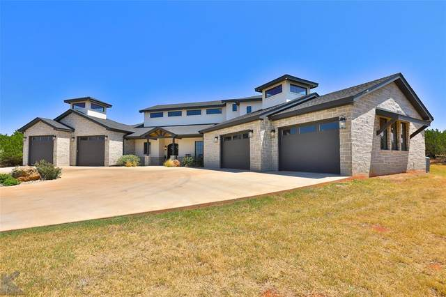 595 Ranch Road, Buffalo Gap, TX 79508 (MLS #14424374) :: The Juli Black Team