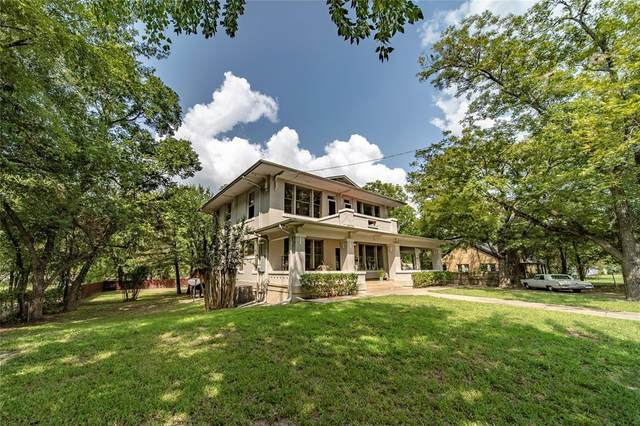 735 College, Sulphur Springs, TX 75482 (MLS #14424425) :: The Kimberly Davis Group